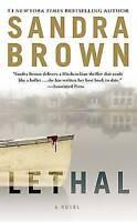 Lethal, Brown, Sandra, Very Good Book