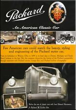 Packard An American Classic Car DVD FAST SHIPPING!