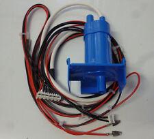Thetford toilet caravan or motorhome C250CWE wiring loom with plug and pump TP4