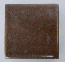 California Art Vintage Field Tile Mottled Brown