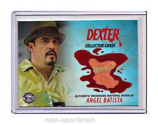DEXTER SEASON 1 & 2 COSTUME CARD DC4 ANGEL BATISTA