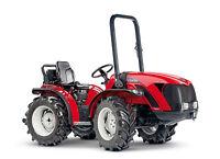 Antonio Carraro Tigre 4000 Allrad Traktor Winterdienst