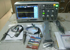 100MHz 2Channels 1GSa/s Oscilloscope 16Channels Logic Analyzer 2in1 MSO5102D USB