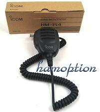 NEW ICOM HM-154 Mic -IC-2820H IC-2825E IC-2800H IC-2100H IC-208H IC-E208 ID-E880