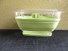 NEW Princess House Kitchen Collapsibles 4-Qt. Fruit & Veggie Keeper