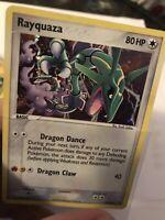 RAYQUAZA Sun /& Moon Guardians Rising 106//145 - NM//Mint rare Pokemon Card