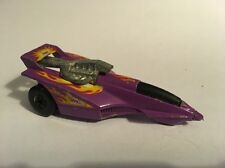 1984 Hot Wheels Xt.3 'purple' Diecast Vehicle Loose