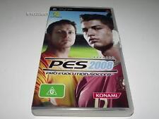 PES 2008 Pro Evolution Soccer Sony PSP Game Preloved *Complete*