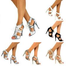 Decolté e sabot da donna spillo cinturini, cinturini alla caviglia con tacco altissimo (oltre 11 cm)