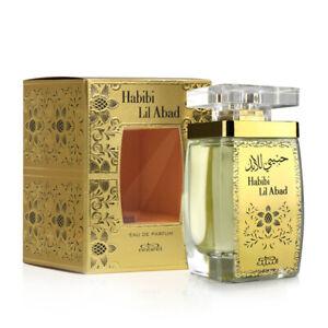 Habibi Lil Abad Womens Perfume Nabeel 100ml Eau De Parfum Ladies Fragrance