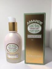 L'Occitane Almond Velvet Body Serum With Almond tree Native Cwlls 3.3oz NIB