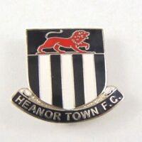 Heanor Town F.C Football Club Pin Badge - Non League Football clubs