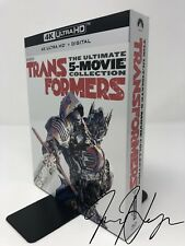Transformers The Ultimate 5-Movie Collection (4K Ultra HD + Digital)