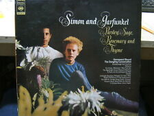FOLK LP: SIMON & GARFUNKEL Parsley, Sage, Rosemary and Thyme JAPAN CBS SONY