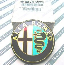 100% GENUINE ALFA ROMEO 147 156  New Rear Boot Emblem Badge 46822713