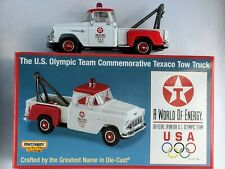 Matchbox MoY Collectibles 1955 Chevrolet 3100 Tow Truck US OlympicTeam YYM37799