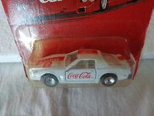 HARTOY COKE COCA COLA DIE-CAST 1/64 PONTIAC FIREBIRD TEAM TURBO #2