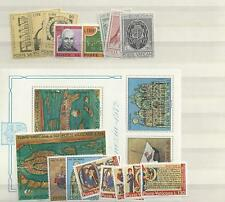 1972 MNH Vaticano year collection, jaargang, Postfris
