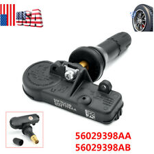 OEM 56029398AB Tire Pressure Sensor TPMS For Jeep Grand Cherokee Wrangler 433MHZ