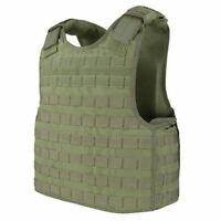Condor #DFPC Tactical Defender Body Armor Plate Carrier - OD Green