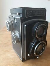 Vintage Rolleicord TLR Camera Twin Lens Reflex + Lenses + Filters + Case