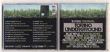 Cd DJ Fede presenta TORINO UNDERGROUND Compilation Band Flavour