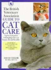 The British Veterinary Association Guide to Cat Care (DK petcare),David Taylor