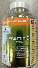 Simply Right - Vitamin E - 400IU - 500 Softgels