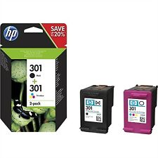 Hp 301 Combo 2-pack Negro-tricolor