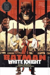 Batman White Knight HC #1-REP NM 2019 Stock Image