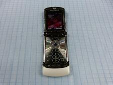 Motorola RAZR V3i Weiß/Chrom! Ohne Simlock! TOP ZUSTAND! Sehr selten! RAR!