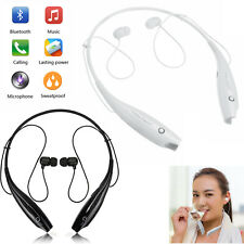 Neckband Stereo Bluetooth Headset Sports Headphone for Huawei Samsung Nokia Moto