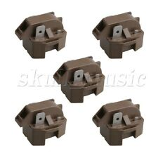 5PCS Refrigerator Condenser Start Relay for Whirlpool Kenmore Maytag 2262185