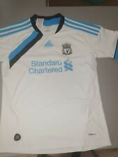 Liverpool Away Shirt Childrens 12/13 Years