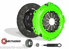 CLUTCH KIT STAGE 1 MITSUKO FOR 83-88 TOYOTA TERCEL 1.5L SOHC NATURALLY ASPIRATED