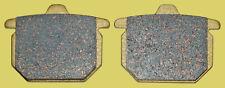 Honda CB750F front or rear brake pads semi-metallic (1978-1982) FA30 type