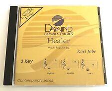 Daywind - Kari Jobe - Healer - accompaniment track christian cd - new 7592D