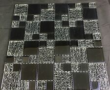 Beautiful High Quality Glass Mosaic Wall Tiles-Kitchen/Bathroom #J26