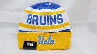 NEW ERA CUFFED BEANIE.  NCAA.  UCLA BRUINS.