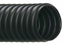 4''ID RFH HOSE/DUCTING BLACK THERMOPLASTIC RUBBER WITH WIRE HELIX -60 TO +275''F