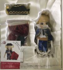 NIB Tiny BJD Matador Bullfighter Doll Blue/blond JUN PLANNING AI AQUILEGIA A-731