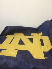 New listing 3x5 Notre Dame Flag Used