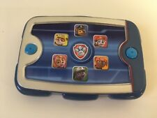Paw Patrol Ryder's Mission Control Pup Pad Electronic 15 Phrases English French