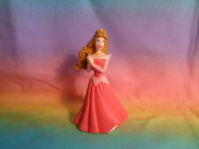 Disney Sleeping Beauty Aurora Pink Dress Pvc Figure or Cake Topper
