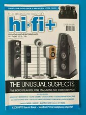 Hi-Fi+ Plus Magazine - Dec 2013 #106 - AURALIC VEGA - MCINTOSH MA5200 - BRODMANN