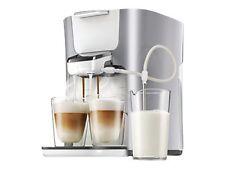 Philips SENSEO Latte Duo HD7857 Silber 6 Tassen Kaffeepadmaschine