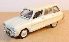 UNIVERSAL HOBBIES UH NOREV METAL HO 1/87 CITROEN AMI 6 BREAK TOURISME 1968 BLANC
