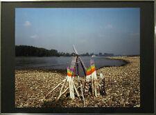AKIRA KOMOTO - Der Rhein bei Düsseldorf II. Handsigniertes Original-Foto (6/ 30)