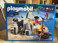 Playmobil Piratas 4139 - 29 Piezas-Nuevo y Sellado