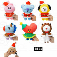 BTS BT21 Official Authentic Goods 2019 Winter Season Plush Doll CHRISTMAS